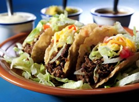 Giant Tacos