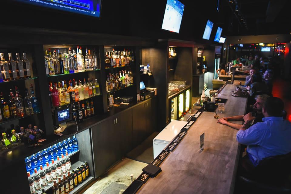 Bushwood Lounge interior