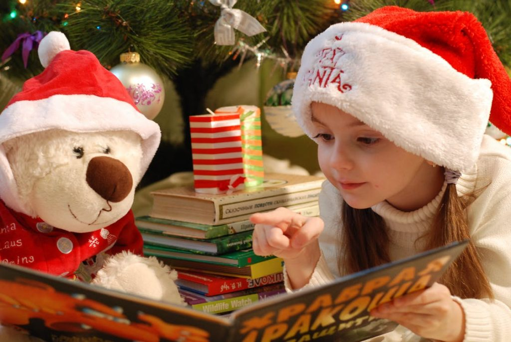 Story Time With Santa @ Village Pointe