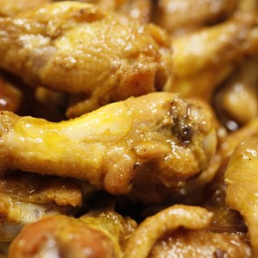 What Makes The Perfect Chicken Wings?